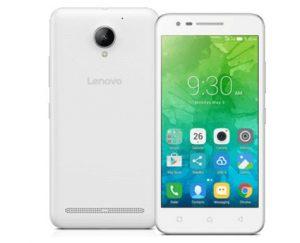 Lenovo Vibe C2 con pantalla HD de 5 pulgadas y soporte 4G presentado