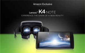 Lenovo Vibe K4 Note sale a la venta por primera vez hoy