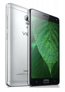 Lenovo Vibe P1 con batería de 5000 mAh y escáner de huellas dactilares lanzado en India por Rs.  15999