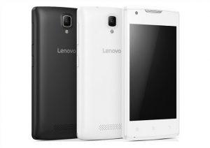 Lenovo Vibe, un teléfono inteligente Android de nivel de entrada presentado