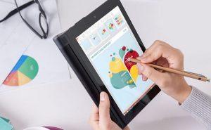 Lenovo Yoga Tablet 2 con Windows 8.1 disponible en línea para Rs.  22499