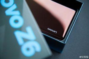 El teléfono inteligente Lenovo Z6 se lanzará en China el 4 de julio