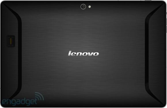 Lenovo lanzará pronto una tableta con funcionamiento ICS de 10,1 pulgadas