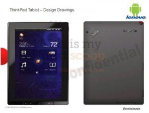 Lenovo lanzará una tableta llamada ThinkPad Slate