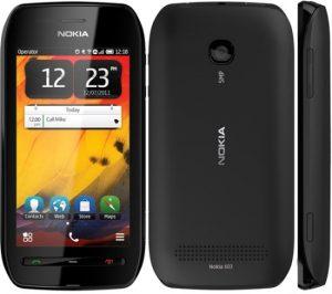 LetsBuy vendiendo el Nokia 603 con Belle en India por Rs.14,285