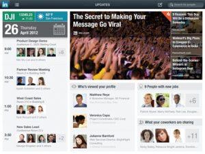 LinkedIn finalmente lanza una aplicación para iPad