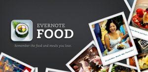 Llega Evernote Food para Android, recuerda la comida y la comida que más te gusta