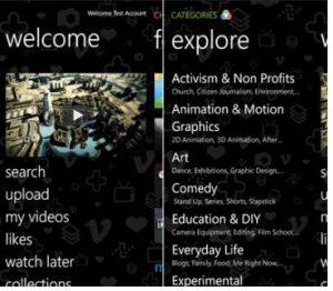 Llega la aplicación oficial de Vimeo para Windows Phone