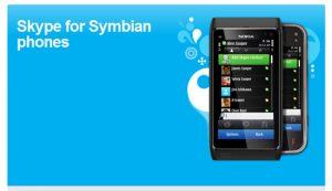 Llega una nueva actualización para Skype a Symbian