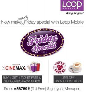 Loop Mobile lanza la oferta especial del viernes para los clientes de Mumbai