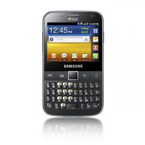 Los 5 teléfonos con doble SIM más importantes (marzo de 2012)