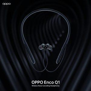 Los auriculares inalámbricos Oppo Enco Q1 se lanzarán en India el 28 de agosto