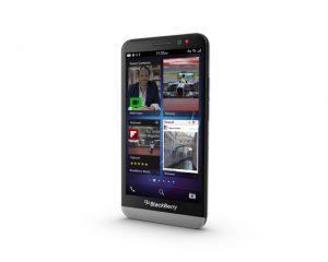 Blackberry lanzará Blackberry Z30 en India el 24 de octubre