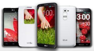 Los desarrolladores obtuvieron LG G2 gratis a través del programa LG Device Loaner