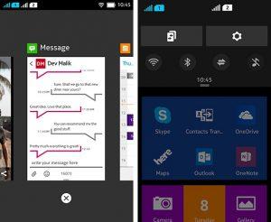 Los dispositivos Nokia X reciben una nueva actualización, trae algunas características X2