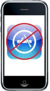 Los dispositivos iOS que ejecutan v3.1.3 no pueden acceder a la App Store, Apple se queda callado