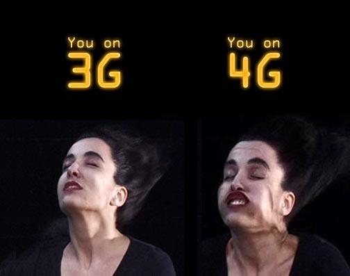 4g de velocidad