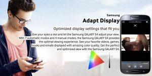 Los expertos afirman que la pantalla del Galaxy S4 es la mejor hasta ahora