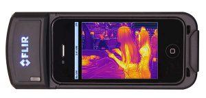 Los futuros iPhone pueden tener cámaras infrarrojas