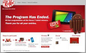 Los ganadores del concurso Nexus KitKat de Google en India obtienen un Nexus 7 2012 en lugar del modelo 2013