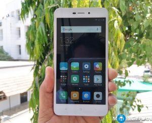 Práctica Xiaomi Redmi 4A [Images]