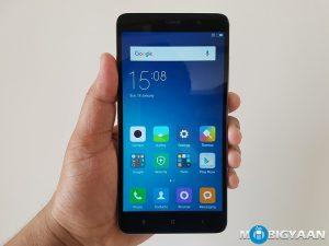 Xiaomi Redmi Note 3 recibe la actualización de ROM estable global MIUI 9.2