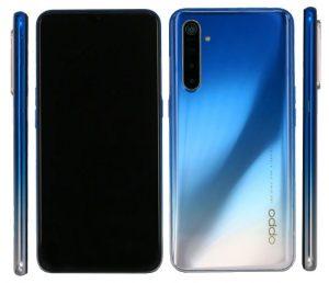 OPPO K5 con tecnología Snapdragon 730G SoC y 8 GB de RAM obtiene la certificación de TENAA