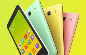 Xiaomi Redmi 2 con procesador de cuatro núcleos de 64 bits lanzado en India para Rs.  6999