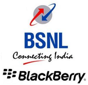 Los precios de los servicios de BlackBerry subieron por BSNL, gracias al aumento de los impuestos sobre los servicios