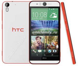 Los renders de HTC Desire Eye Press se filtraron antes del lanzamiento