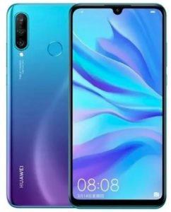 Los renders de Huawei Nova 4e revelan el diseño y las variantes de color del teléfono
