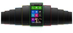 Los renders filtrados de Nokia Normandy Press nos muestran la gama de colores en la que vendrá