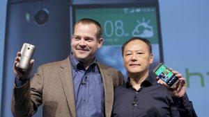 Los teléfonos Samsung son para personas que quieren plástico barato: HTC