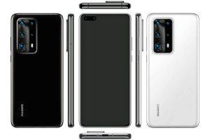 Los teléfonos inteligentes Huawei P40 y P40 Pro obtienen la certificación de TENAA