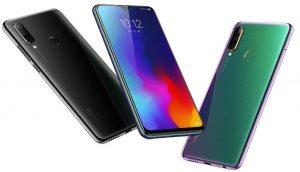 Los teléfonos inteligentes Lenovo K10 Note y A6 Note lanzados en India;  el precio comienza en ₹ 7,990