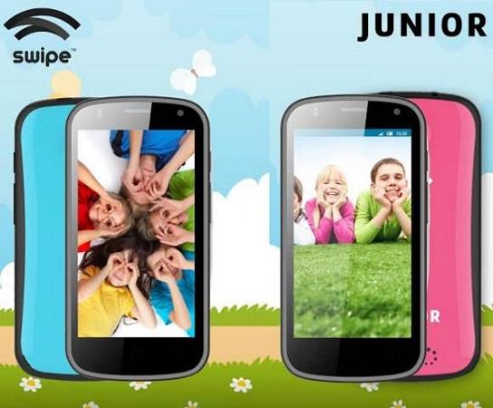 Swipe-Junior-niños-smartphone-oficial
