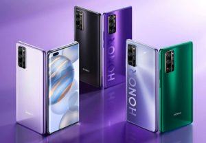 Los teléfonos inteligentes insignia de la serie Honor 30 lanzados oficialmente en China