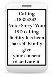 Los usuarios móviles prepagos perderán su servicio de llamadas ISD