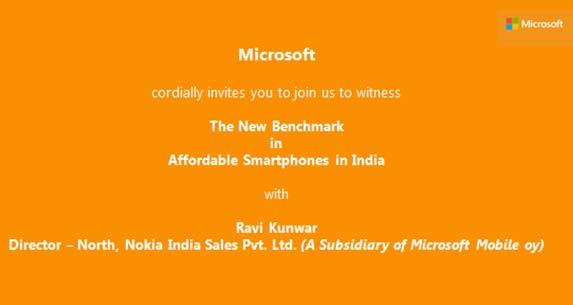 lanzamiento de microsoft-lumia-540-india