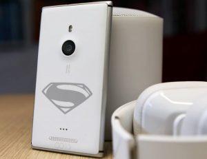 Lumia 'Superman' con excelentes capacidades para selfies próximamente
