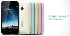 MEIZU lanza el primer teléfono inteligente del mundo con una CPU Exynos A9 de cuatro núcleos