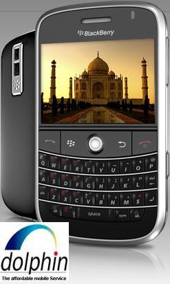 MTNL lanzó servicios BlackBerry en DELHI
