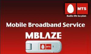 MTS amplía su servicio MBlaze en Gujarat, Andhra Pradesh y Kerala