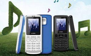 MTS en asociación con Lava lanzó el teléfono L661 CDMA