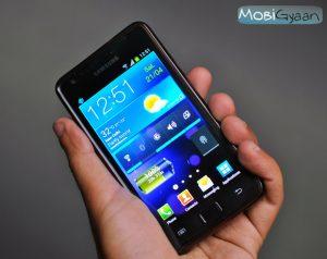 Manos a la obra: Android Ice Cream Sandwich en Samsung Galaxy S II