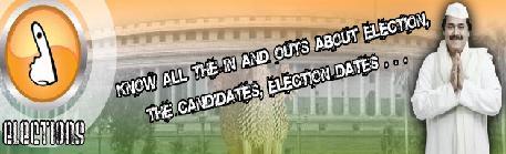 Manténgase actualizado sobre las elecciones de 2009 con Tata Indicom