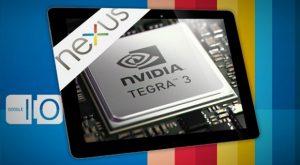 Más detalles sobre la tableta Google 'Nexus'.