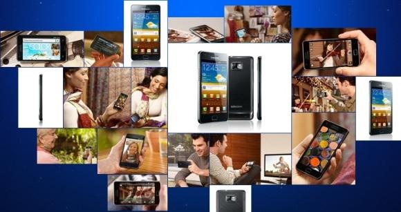 Mas grande es mejor.  Samsung vendió 3 millones de Galaxy S II