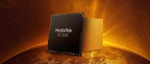 MediaTek Helio G80 SoC anunciado para teléfonos inteligentes de gama media