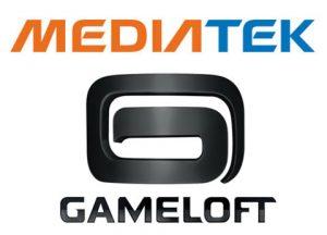 MediaTek anuncia una asociación global con el gigante de los juegos móviles Gameloft